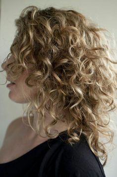 I have curly hair some of my friends think that everyone curls are the same false