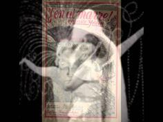 """Mistinguett """"c'est vous qui rendez mon coeur fou"""" 1931"""