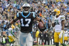 CONGRATS to Devin Funchess on his first career TD | GBvsCAR