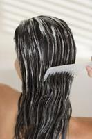 Tratamiento acondicionador profundo casero para el pelo seco
