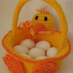 Velikonoční – 2. stránka – NÁVODY NA HÁČKOVÁNÍ Lunch Box, Easter, Knitting, Crochet Ideas, Crochet Flowers, Cast On Knitting, Tricot, Knitting And Crocheting, Crocheting