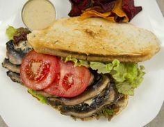 Meatless Monday: Portobello Sandwiches