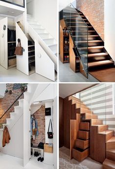 armario falso embaixo escada - Pesquisa Google