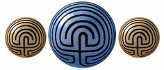 The Labyrinth represents a journey to our own center and back again out into the world. Labyrinths have long been used as meditation and prayer tools.  Be Inspired   ~Jean  www.zazzle.com/jeanhar1