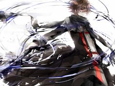 Guilty Crown.