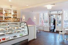 School street beautiful shops loja de bolos, decoracao doceria и cafeterias