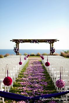 A Terranea Resort Wedding in Southern California Los Angeles Rancho Palos Verdes