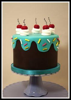 Awesome 130 Best Unisex Misc Cakes Images Cupcake Cakes Cake Eat Cake Birthday Cards Printable Benkemecafe Filternl