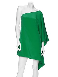 Simply elegant! Hmmm...great for dining on vacation. off shoulder dress - intermix