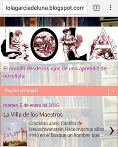 ➡El blog de Lola García de Luna...  lolagarciadeluna.blogspot.com.es ⤵⤵ La Villa de los Maestros ♥♥♥♥♥