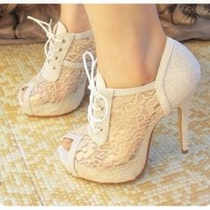adorable...wedding shoes?! too bad it's too late for me...
