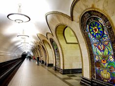 Metro Moscow by werner boehm *thanks for over 1.000.000 views on Flickr.