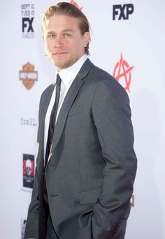 I'm not a 50 Shades fan, but I am a Charlie Hunnam and SoA fan! Sold!