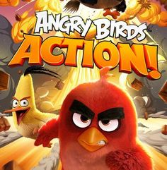 Angry Birds Action! disponible en ios Angry Birds, Ronald Mcdonald, Ios, Fictional Characters, Budget, Fantasy Characters