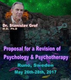 Holotropic Breathwork Workshop and Lectures in Sweden | Stanislav Grof