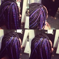 Braids & ProtectiveStyles internaladorning@gmail.com for inquires @Internal_a_ #braids #philly #protectiveStyles #individualbraids #boxbraids