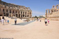 El Jem, le Colisée,voyage en tunisie pas cher,mahdia