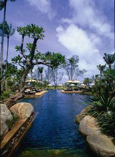Phuket Thailand - JW Marriott
