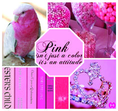 Pink is my passion