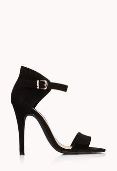 Night Moves Stiletto Sandals   FOREVER21 - 2000110735 #ForeverHoiday