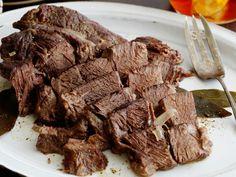 Paula Deen Slow Cooked Pot Roast... Easy Crockpot Recipe. Great for weeknight dinner!