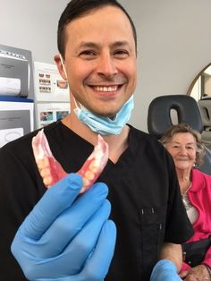 Always exciting when we get an awesome denture impression! The denture impression is one of the most important steps when making dentures.  www.yourdenture.com When Us, Clinic, Peace, Personal Care, Awesome, Self Care, Personal Hygiene, Sobriety, World