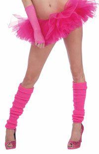 Neon Pink Tutu - Ballerina Costumes
