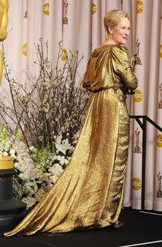 Meryl in Eco fashion