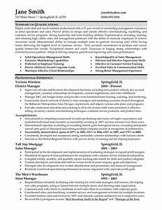 Retail Assistant Manager Resume Objective Examples For Sample In