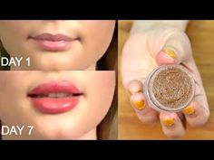 How To Get Bigger Lips Naturally In a Week By Simple Beauty Secrets - YouTube