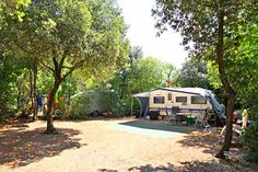 Camping Village Montescudaio #giropercampeggi #campeggi #camper #tenda