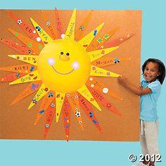 Design Your Own Bulletin Board Sun