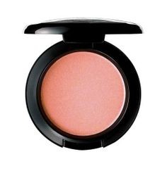 My new favorite!  MAC's Melba blush. It's the perfect corally-pink that's nice on everyone.
