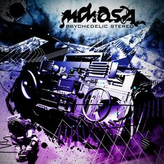 Psychedelic Stereo by Mimosa - Psychedelic Stereo - EP