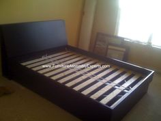 ikea Oppdal bed frames with headboard assembled + 4 drawers assembled in Arlington VA by Furniture Assembly Experts Company