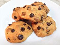 Hola a todos! Como cada lunes, nueva receta. Esta semana tenemos unas buenísimas cookies con chocolate y nueces. Es una receta muy rápida de hacer y con muy buenos resultados. Seguro que le gustara a toda la familia. El chocolate nunca falla.   ¡Espero que os guste!