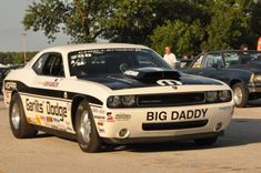 Some humans will never stop racing: Don Garlits Dodge Challenger (20 Photos)