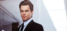 When he looked like he had a secret and you wanted him to whisper it in your ear. | 37 Times Matt Bomer Blessed Us All With His Presence