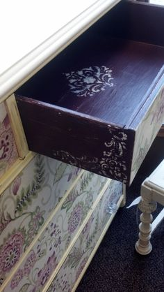 Inside of drawers