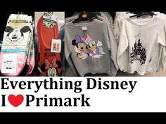 Primark - All Disney items   Summer 2016   IlovePrimark