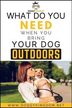 What do you need when you bring your dog outdoors, Dog accessories   girl dog accessories   small dog accessories   DIY dog accessories   cute dog accessories   female dog accessories   boy dog accessories   luxury dog accessories   products dog accessories   for the home dog accessories   car dog accessories   travel dog accessories   designer dog accessories   large dog accessories   girly dog accessories   best dog accessories   pink dog accessories Boy Dog, Girl And Dog, Dog Mom, Dog Lover Gifts, Dog Lovers, Small Dog Accessories, Do You Need, Pink Dog, Outdoor Dog