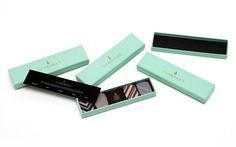 CLARIDGES - Chocolate Box Design by Construct