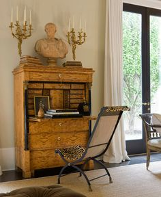 www.eyefordesignlfd.blogspot.com : Biedermeier Furniture......Beautiful Blonde Wood