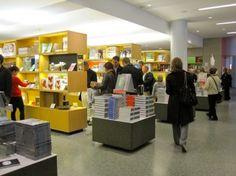 MoMA Design and Book Store, New York #bookstores #ThePurplePassport