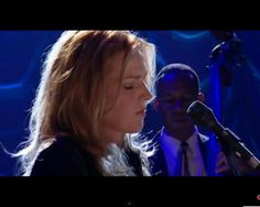 Diana Krall - Cry Me A River (Live In Paris).  One of my all time favorite videos.  I can listen to her for hours on end.