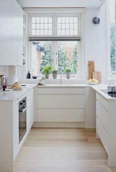 #homedecor #kitchenideas #inspiration  Contemporary kitchen in London. — Houzz
