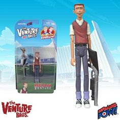 Venture Bros. Dean Venture 3 3/4-Inch Figure - Bif Bang Pow! - Venture Bros. - Action Figures at Entertainment Earth
