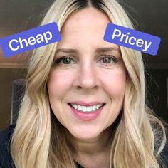 I used drugstore makeup on half my face, and high end brands on the ither half. See my drugstore favorites! Get the look for less! Best Drugstore Makeup, Drugstore Makeup Dupes, Beauty Dupes, Best Makeup Products, Beauty Products, Drugstore Foundation, No Foundation Makeup, Maybelline Superstay Concealer, Hard Candy Makeup