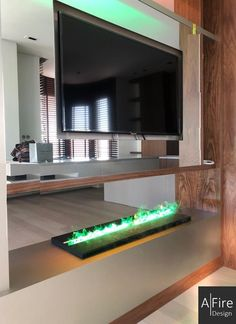 A real alternative to traditional fireplaces, steam fireplace inserts have incomparable advantages. But how does a water vapor electric fireplace work? Fireplace Set, Ethanol Fireplace, Fireplace Inserts, Modern Fireplace, Restaurant Fireplace, Mechanical Wave, Traditional Fireplace, Electric Fireplace, Modern Kitchen Design
