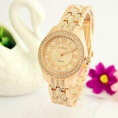 $7.99 (Buy here: https://alitems.com/g/1e8d114494ebda23ff8b16525dc3e8/?i=5&ulp=https%3A%2F%2Fwww.aliexpress.com%2Fitem%2FCONTENA-Top-Luxury-Rhinestone-Watch-Roman-Fashion-Rose-Gold-Bracelet-Watch-Women-Watches-Ladies-Quartz-Watch%2F32732426923.html ) CONTENA Rose Gold Watch Women Watches Luxury Rhinestone Watch Full Steel Fashion Ladies Watch Hour relogio feminino reloj mujer for just $7.99